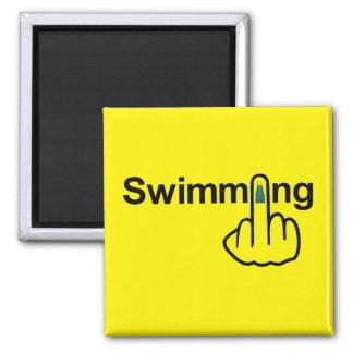 磁石の水泳フリップ マグネット
