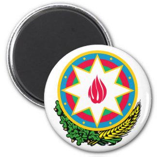 磁石アゼルバイジャンの紋章付き外衣 マグネット