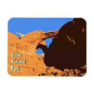 磁石-アーチの国立公園 マグネット