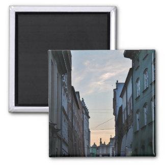 磁石: クラクフの古い町 マグネット