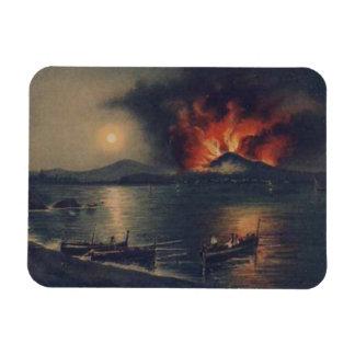 磁石-噴火するVesuvius マグネット