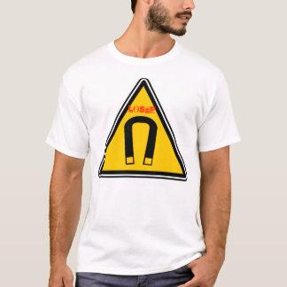 磁石、敗者 Tシャツ