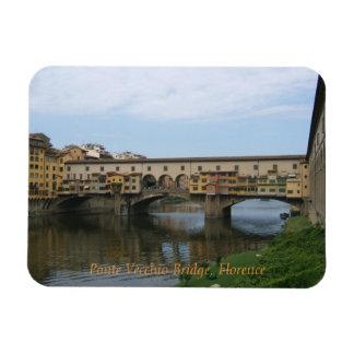 磁石--Ponte Vecchio橋 マグネット
