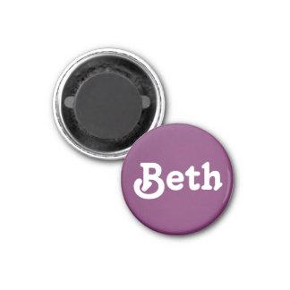 磁石Beth マグネット