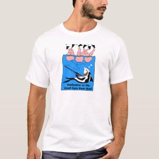 礁の人食人種 Tシャツ
