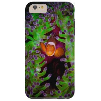 礁のNemoの魚 Tough iPhone 6 Plus ケース