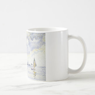 礁湖のアンリーエドモンドの交差の日没、ベニス コーヒーマグカップ