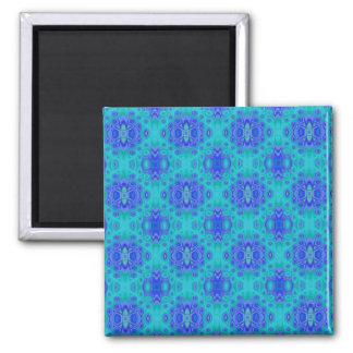 礁湖の青写真の磁石 マグネット