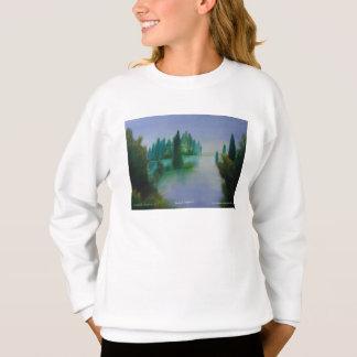 礁湖のTシャツ スウェットシャツ