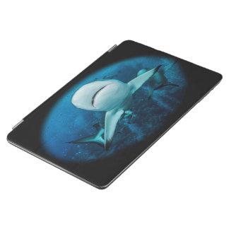 礁灰色礁の鮫のグレート・バリア・リーフの珊瑚海 iPad AIR カバー