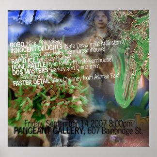 示して下さいポスター(2007年6月14日)を ポスター