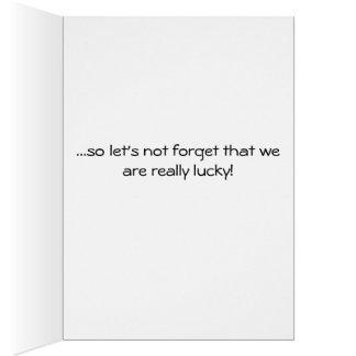 示唆に富むカード カード