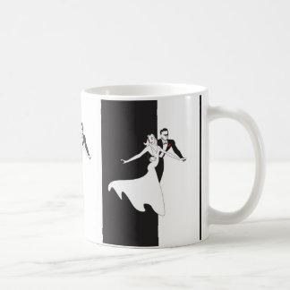社交ダンスのマグ コーヒーマグカップ