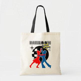 社交ダンスのミイラ トートバッグ