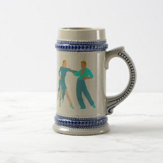 社交ダンスの飲み物用品 ビールジョッキ