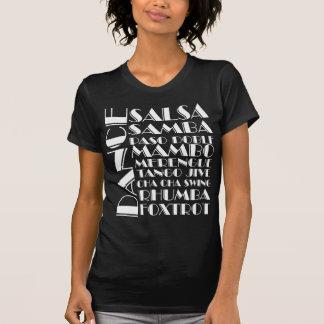社交ダンス Tシャツ
