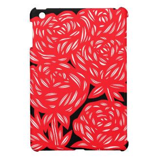 社交的なかわいらしく優美な決定 iPad MINI カバー