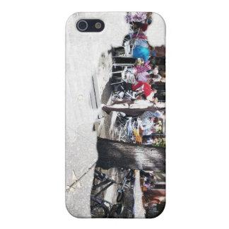 社会の影 iPhone 5 CASE