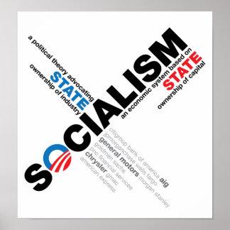 社会主義の国家 ポスター