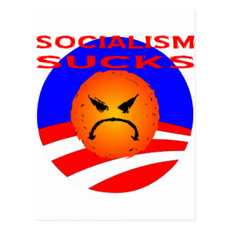 社会主義の最低 ポストカード