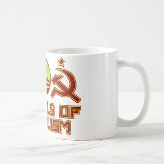 社会主義の記号 コーヒーマグカップ