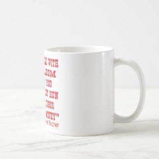 社会主義は、他の人々のお金を使い果たします コーヒーマグカップ