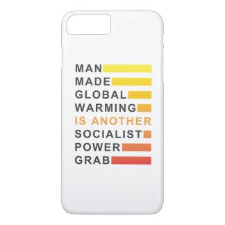 社会主義力のグラブ iPhone 8 PLUS/7 PLUSケース