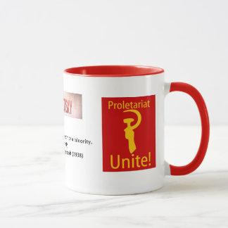 社会主義改革のマグ マグカップ
