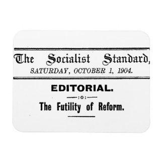 社会主義標準の10月の1904日編集の黒 マグネット