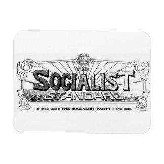 社会主義標準的な1910年代のロゴの磁石 マグネット