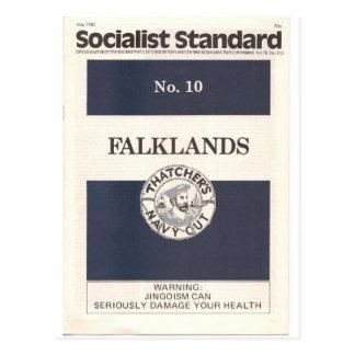 社会主義標準的な1982年5月 ポストカード
