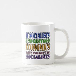 社会主義者が経済学を…理解したら コーヒーマグカップ