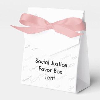 社会正義の好意箱のテント フェイバーボックス