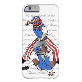社会正義の戦士のiPhone 6/6sの場合 Barely There iPhone 6 ケース