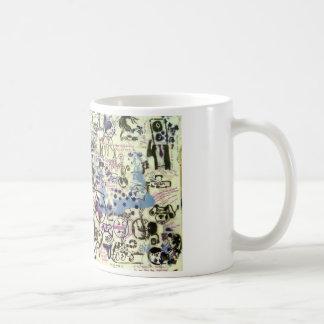 社会正義 コーヒーマグカップ