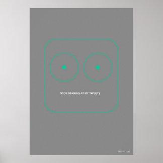 社会的な媒体の芸術およびデザイン ポスター