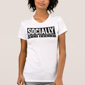 社会的なTシャツ Tシャツ