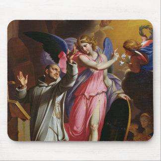 祈りの言葉1671年のSt.ブルーノ マウスパッド