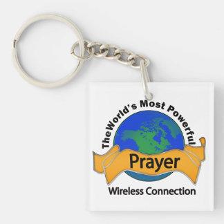 祈りの言葉 キーホルダー