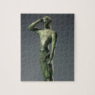 祈りの言葉、初期のギリシャのブロンズ彫刻の人いくつか ジグソーパズル