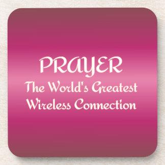 祈りの言葉-最も素晴らしい無線ネットワーク コースター