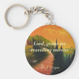 祈りの言葉Keychain キーホルダー