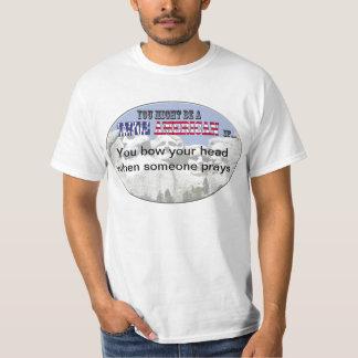 祈ること Tシャツ