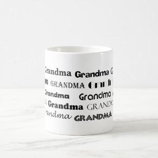 祖母のコーヒー・マグ コーヒーマグカップ