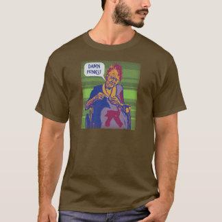 祖母のパンク Tシャツ