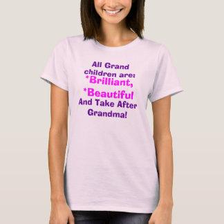 祖母のベビー Tシャツ