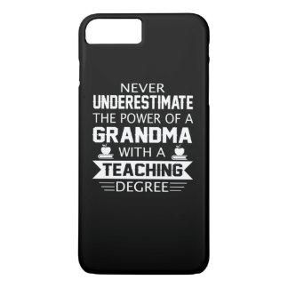 祖母の先生 iPhone 8 PLUS/7 PLUSケース