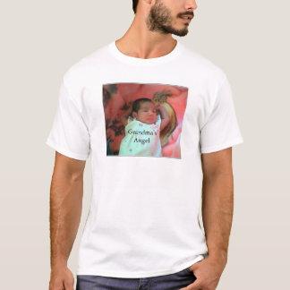 祖母の天使 Tシャツ