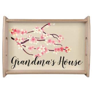 祖母の家 トレー