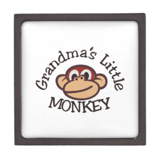 祖母の小さい猿 ギフトボックス
